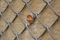 Армирование стены металлической сеткой