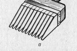 Инструменты для вязки гобелена