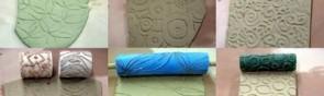 Текстурный валик своими руками