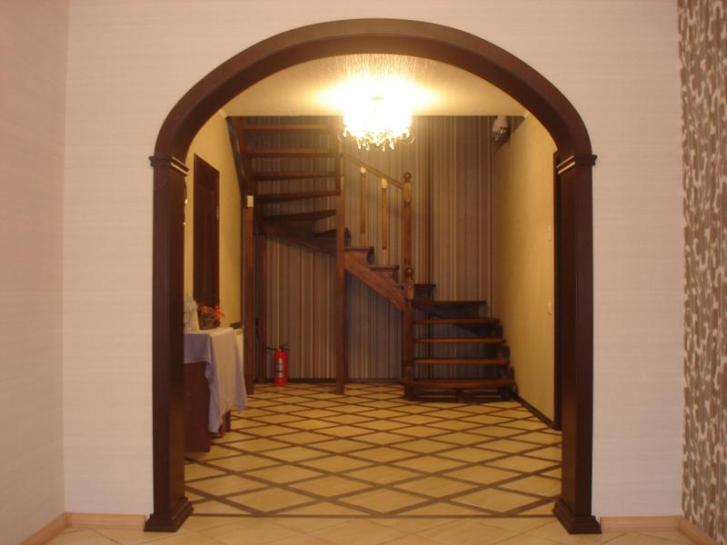 Как сделать арку в домашних условиях фото 665